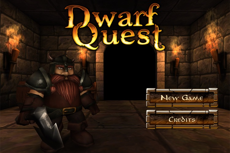 Dwarf Quest screenshot-0