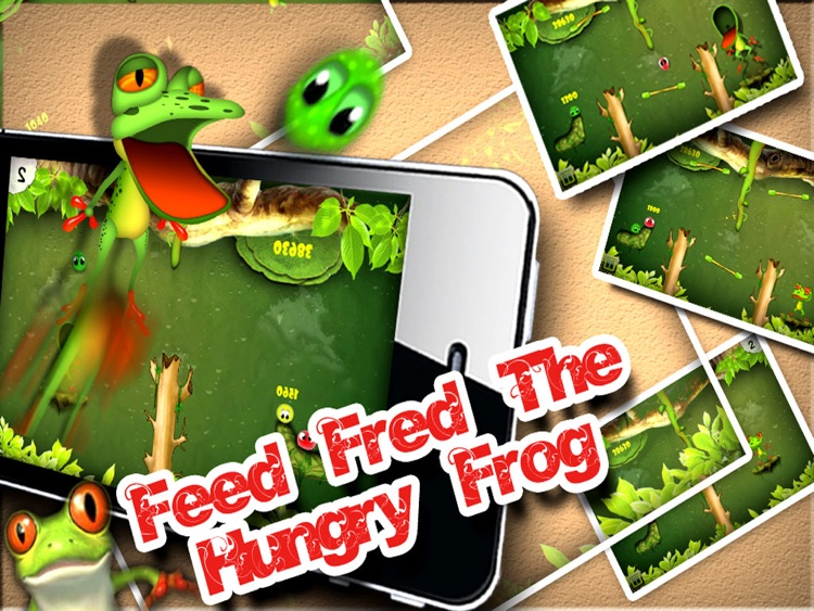 Hungry Froggie HD