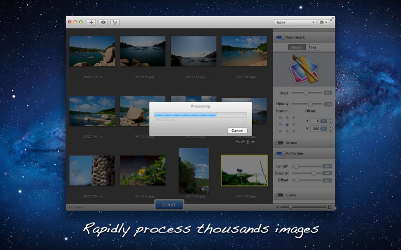 iMage Tools Screenshot