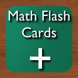 Math Flash Cards +