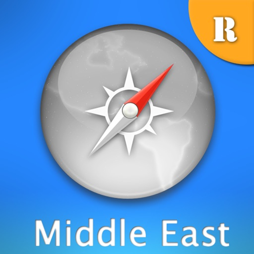 Middle East Travelpedia icon