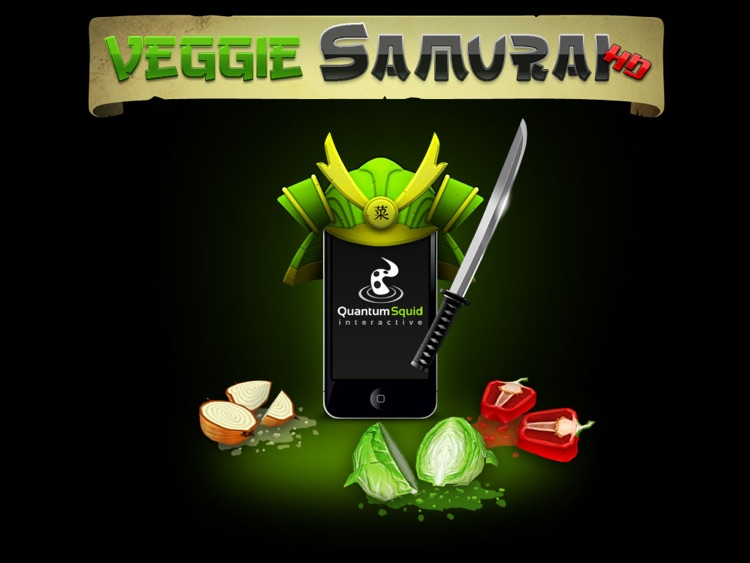 Veggie Samurai HD
