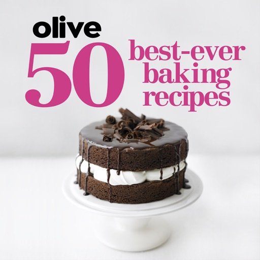 50 best-ever baking recipes from olive Magazine icon