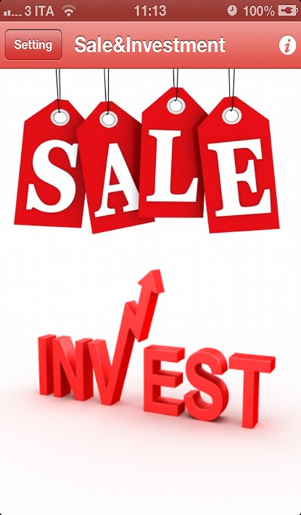Sale&Investment