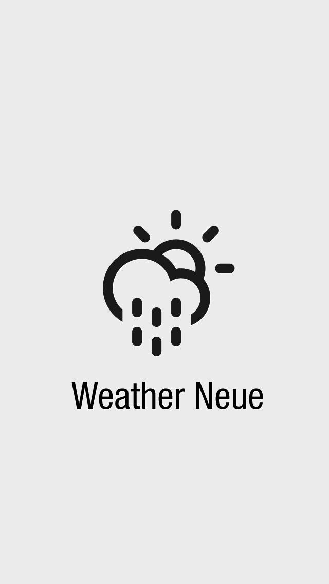 Weather Neueのおすすめ画像1