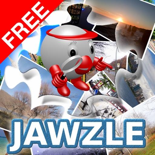 Jawzle - World Jigsaw Puzzle (Free Edition)