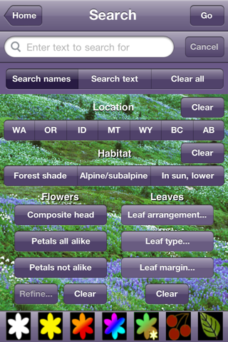 Northwest Mountain Wildflowers screenshot 4