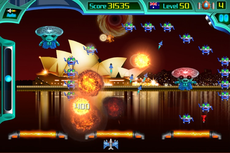 Invaders World Tour : Classic