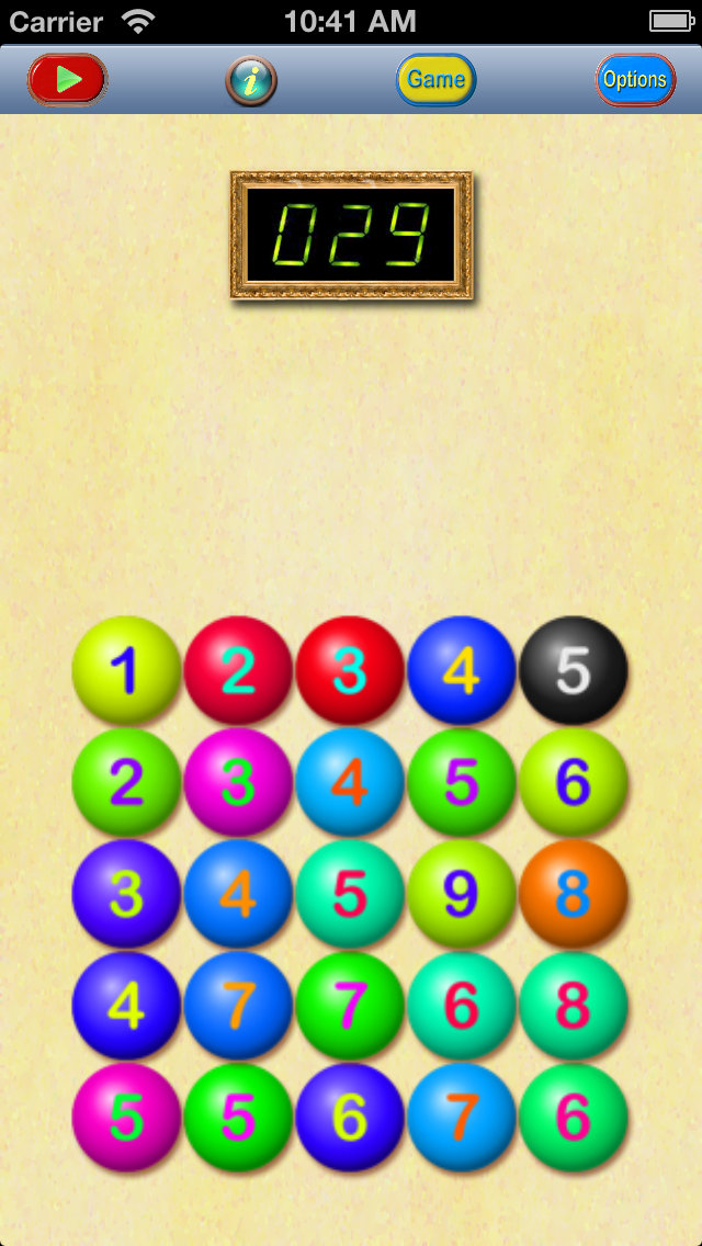 Counting Beads Intro screenshot four
