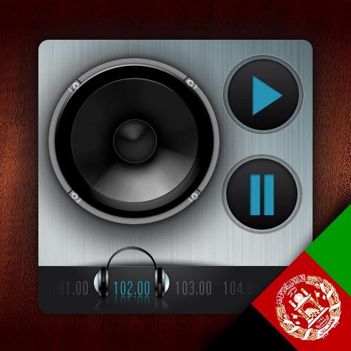 WR Afghanistan Radios icon