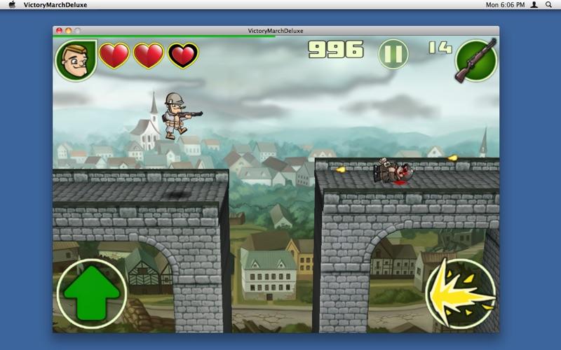 VictoryMarchDeluxe Screenshot