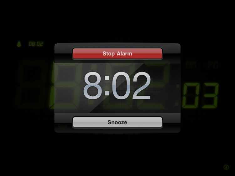 Alarm Clock HD Free screenshot-4