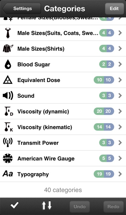 Measures - Unit and Currency Converter screenshot-4