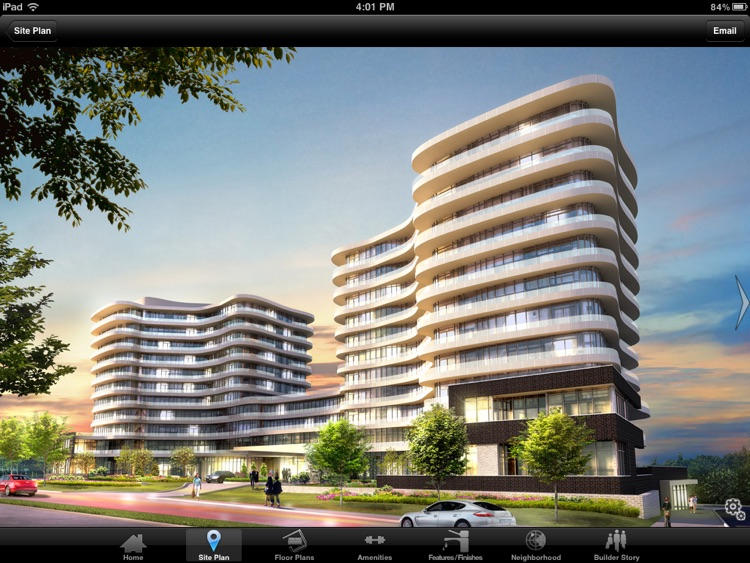 Flaire by Cadillac Fairview screenshot-2