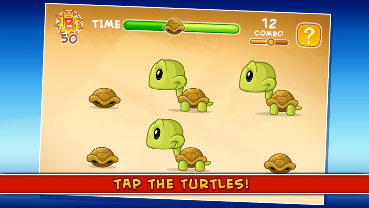 Turtles, Huh? - Learn to Fly screenshot-3