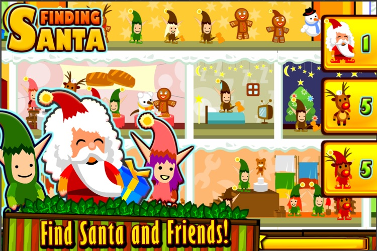 Finding Santa Christmas Special screenshot-2