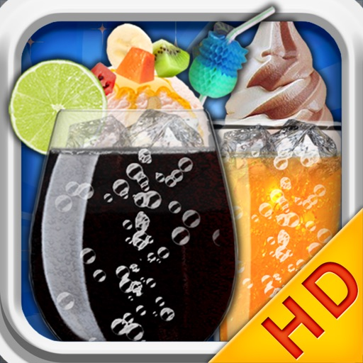 Cola Soda Maker - Cooking games HD icon