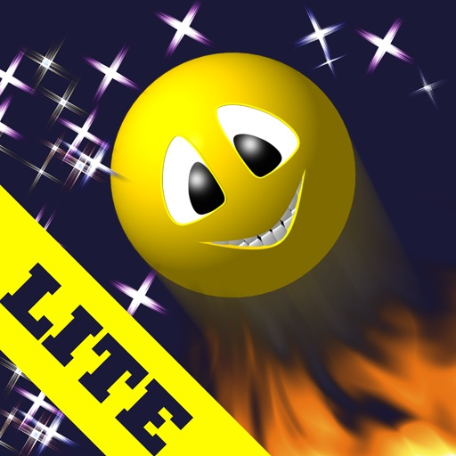 Jumping Smiley Lite / Попрыгун