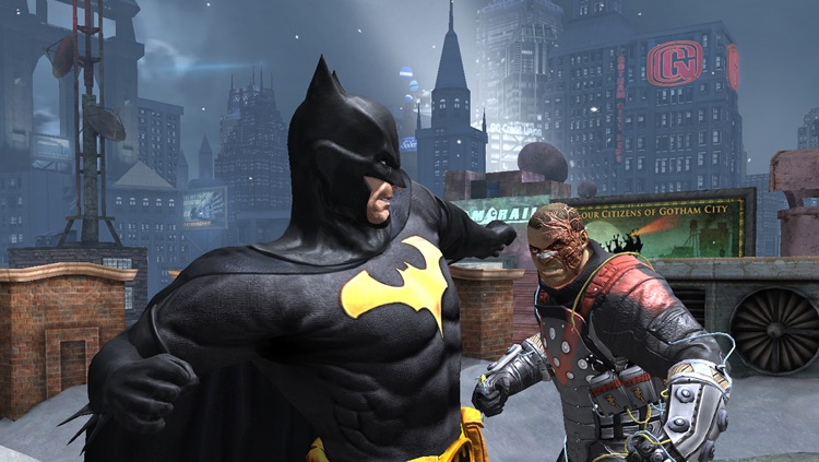 Batman: Arkham Origins screenshot-3