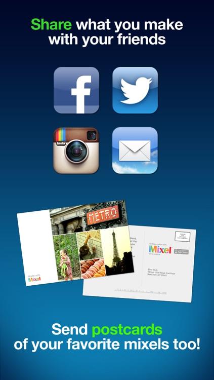 Mixel - Collage & Photo Frame screenshot-4