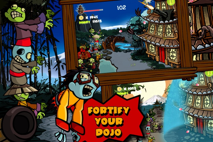 Zombie Sam screenshot-4
