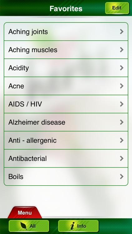 Healing with Herbs screenshot-4