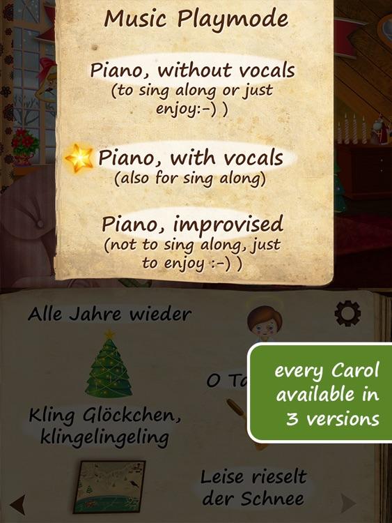 Uber Christmas Carols (German) HD | sing along and enjoy ~ Free