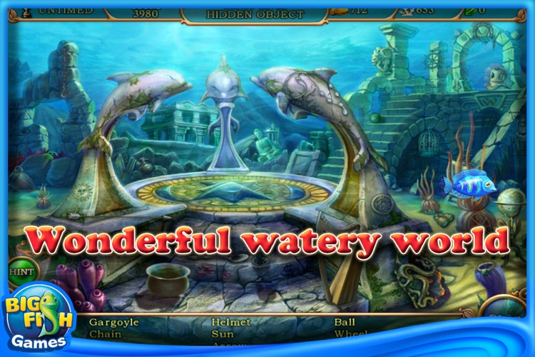 Hidden Wonders of the Depths 3: Atlantis Adventures (Full)