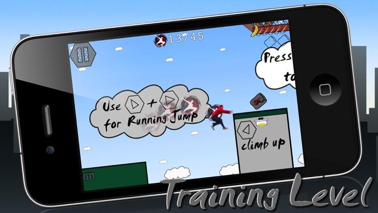iTraceur - Parkour / Freerunning Platform Game screenshot-3