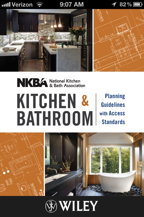 National Kitchen & Bath Association Kitchen and Bathroom Planning Guidelines with Access Standards screenshot-4