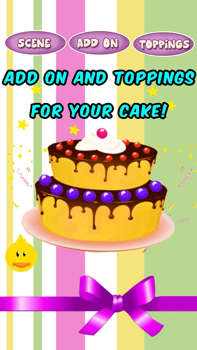Cake Maker Free Cooking Games For Star Girl And Kids App Price Drops