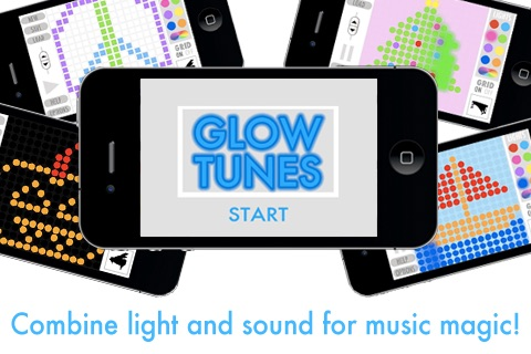 GlowTunes screenshot-0