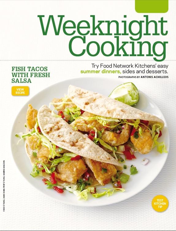 Food Network Magazine Summer 2011 screenshot-4