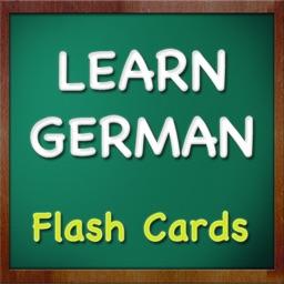 Learn German - Flash Cards