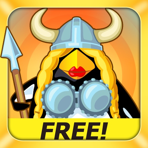 Crazy Penguin Assault Free For iPad