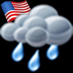Rain Radar USA