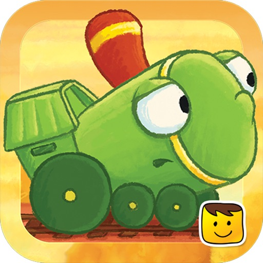 Little Engine looks for a job - Kinderbook