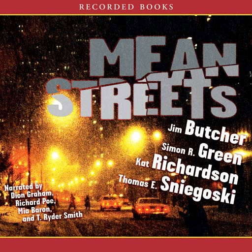 Mean Streets (Audiobook)