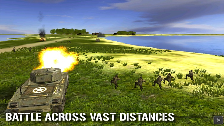 Combat Mission : Touch screenshot-2