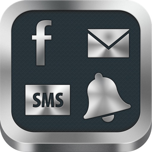 Sounds for sms/text messages, email, Tweeter and many other stuff