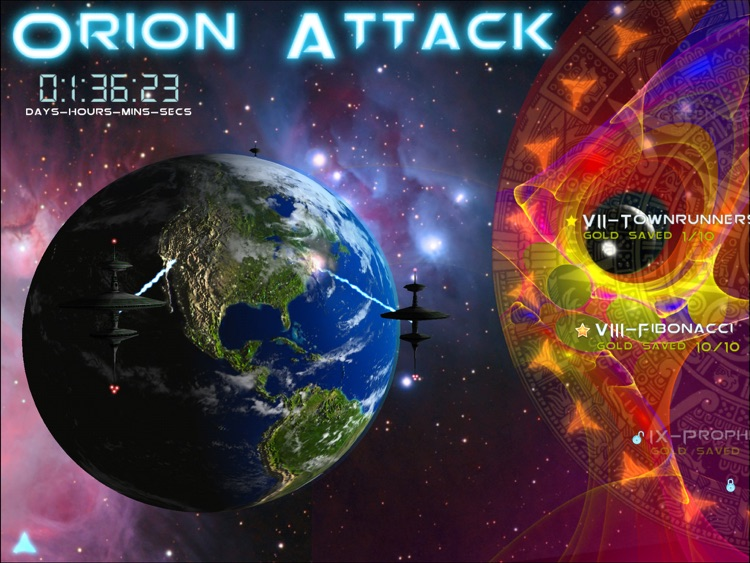Orion Attack
