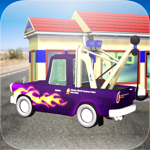 Scene Builder - Car Mechanic
