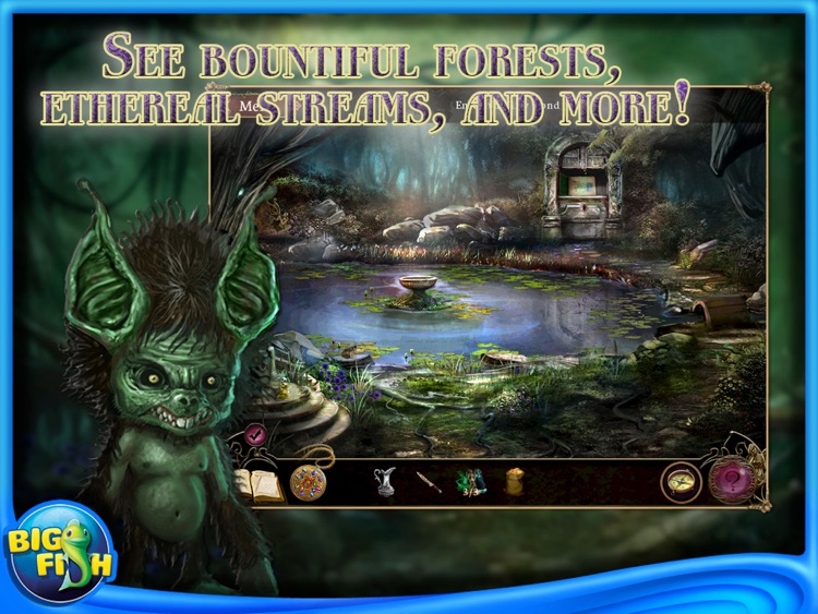 Otherworld: Spring of Shadows Collector's Edition HD (Full) screenshot-3