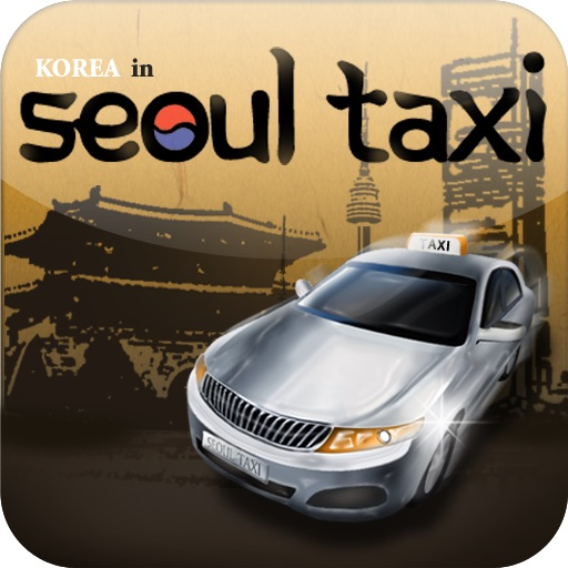 Seoul Taxi – Riding taxi in South Korea icon