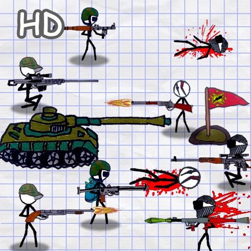 Doodle Wars - Modern Warfare HD