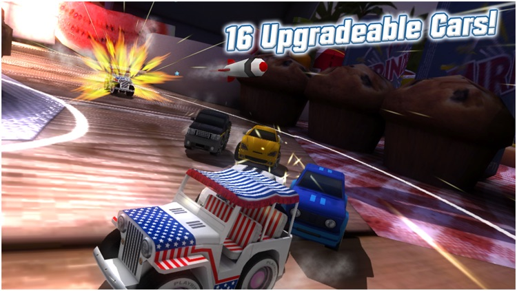 Table Top Racing Premium Edition screenshot-2
