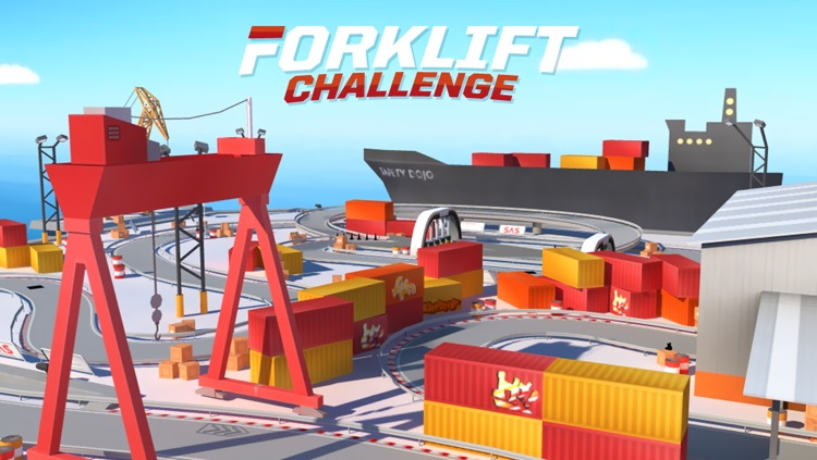 Forklift Challenge screenshot-0