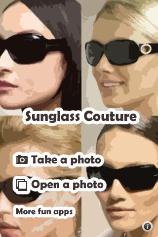 Sunglass Couture app image