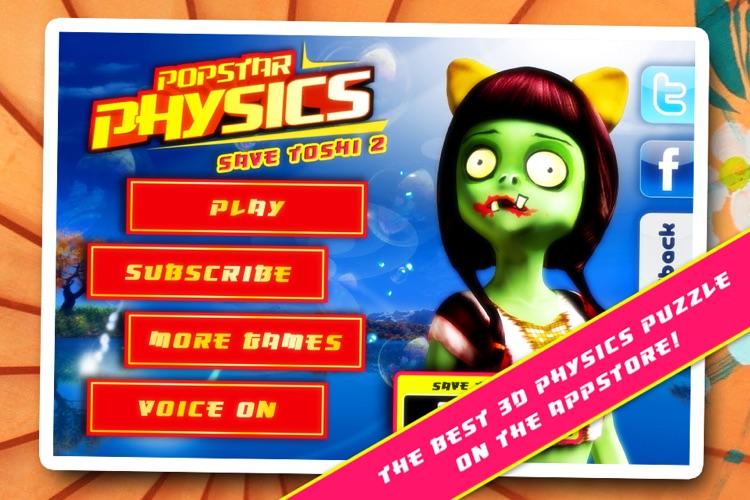 Popstar Physics (Save Toshi 2)
