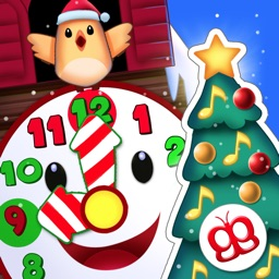 Christmas Toy Clock - Countdown to Christmas!